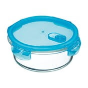 Sklenený desiatový box s ventilom Kitchen Craft Round, objem 950 ml