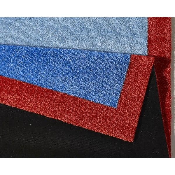 Detský koberec Hanse Home Kiddy Hasiči, 100×100cm