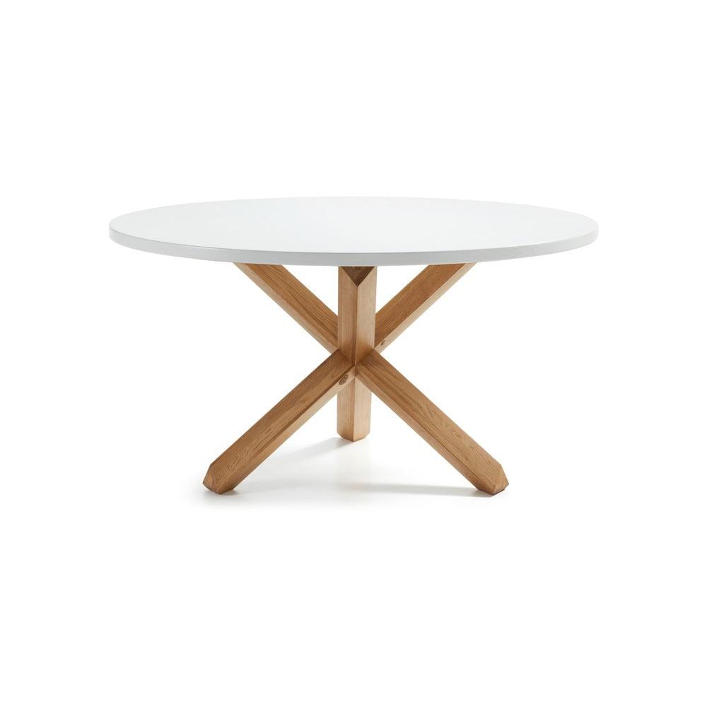 Jedálenský stôl La Forma Nori, ⌀ 135 cm