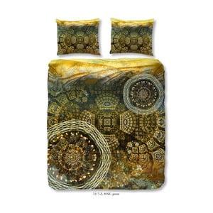 Obliečky na dvojlôžko z bavlneného saténu Muller Textiels Jose, 200 x 200 cm
