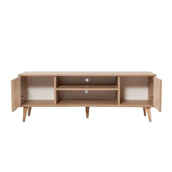 TV stôl Truva Green, šírka 140 cm