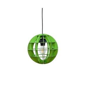 Svietidlo Sphera, zelené