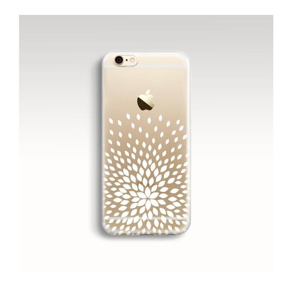 Obal na telefón Floral V pre iPhone 5/5S