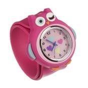 Detské hodinky My Doodles Owl, univerzálna veľkosť, silikonový remienok