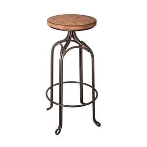 Barová stolička Antic Line Assise Cire, ø 32 cm