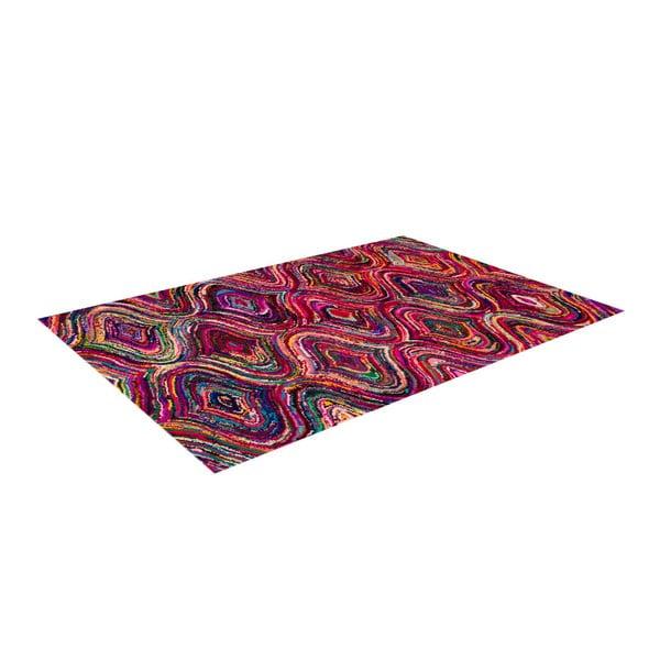Ručne tuftovaný koberec Chindi Daksha, 153 x 244 cm