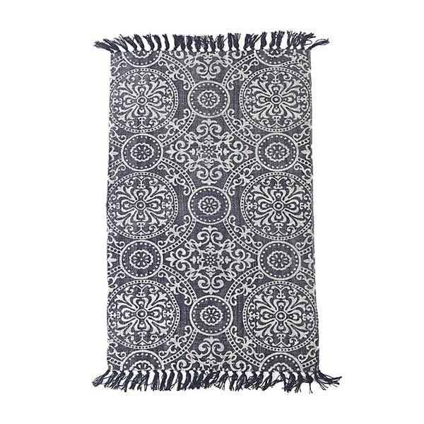 Bavlnený koberec Stone Carpet, 70x110 cm