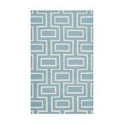 Koberec Kinskey 121x182 cm, modrý