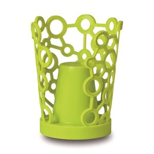 Zelený stojan na hrnčeky ForMe