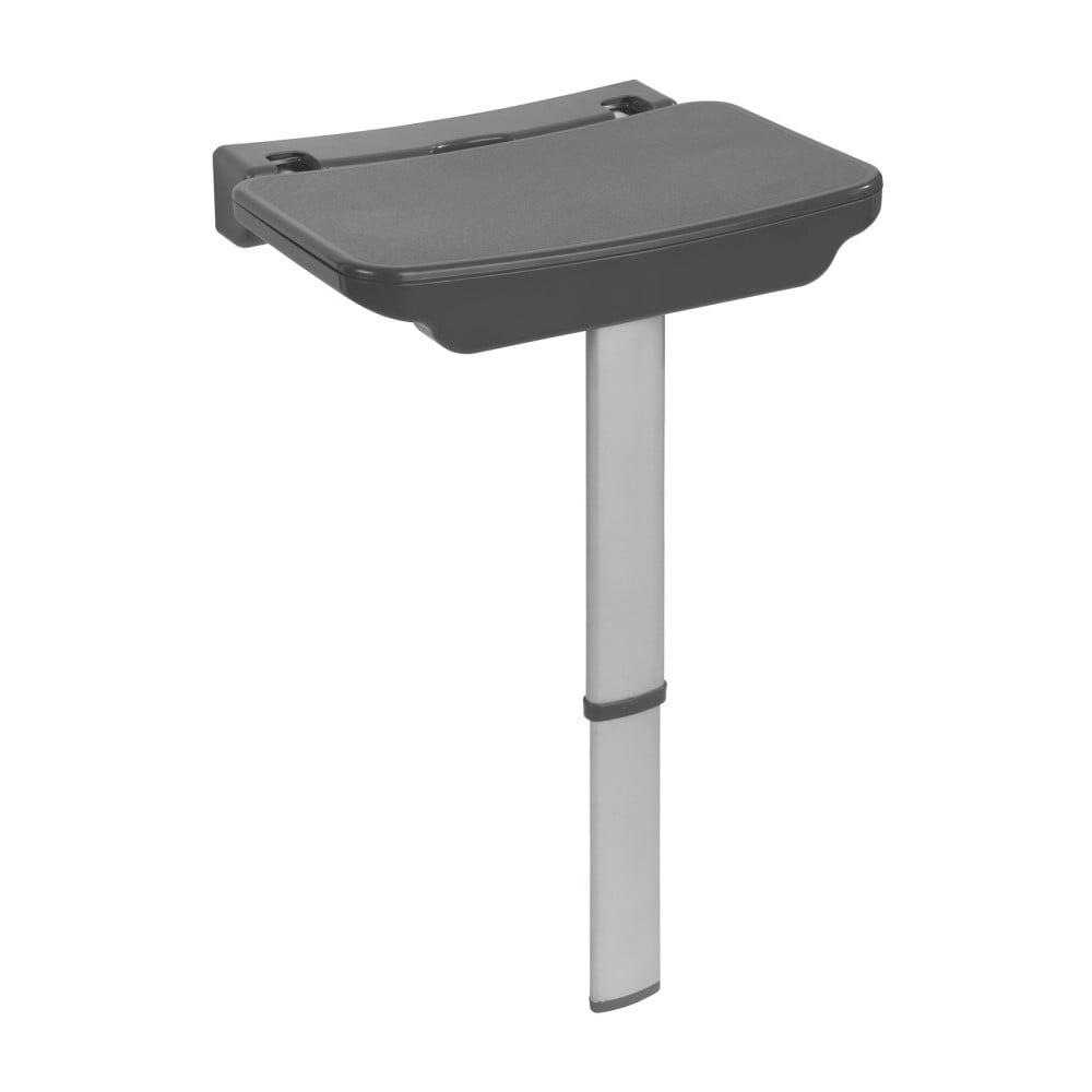 Nástenná skladacia stolička Wenko Shower Secura Premium
