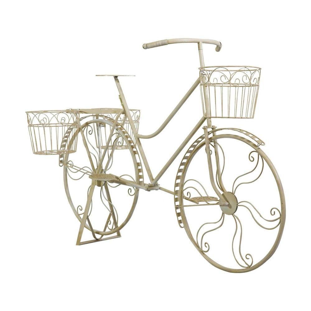 Stojan na kvetináče v tvare bicykla Biscottini