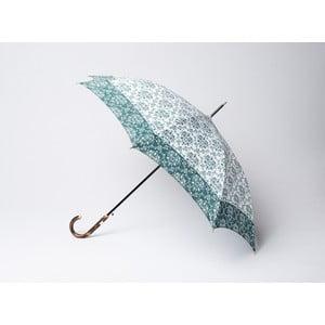 Dáždnik Damask, zelený