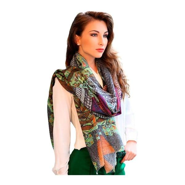Vlnená šatka Shirin Sehan Tanja Jade