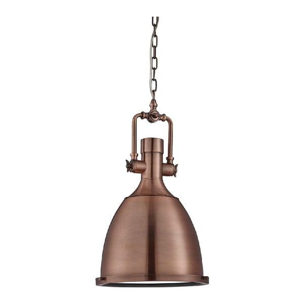 Závesné svetlo Industrial Copper
