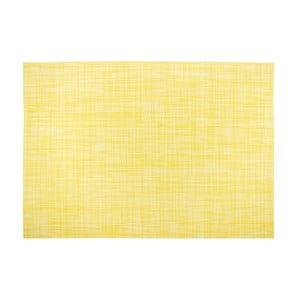 Žlté prestieranie Tiseco Home Studio Melange Simple, 30 x 45 cm