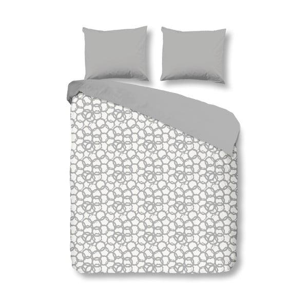 Obliečky Cells Grey, 200x200 cm