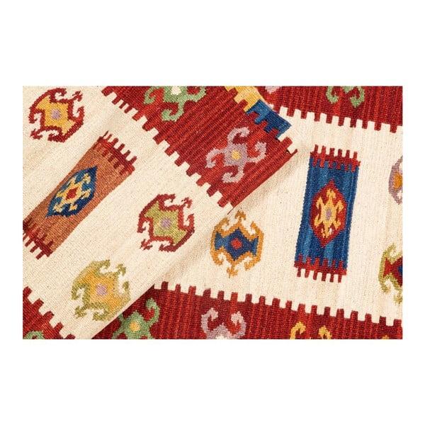 Ručne tkaný koberec Kilim Dalush 307, 180x65 cm