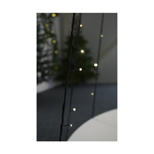 Vonkajšia svetelná LED reťaz v tvare stanu Best Season, 400 svetielok