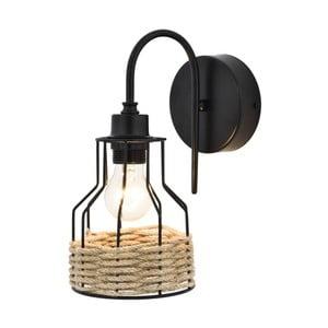 Nástenné svietidlo Avoni Lighting 1584 Series Black