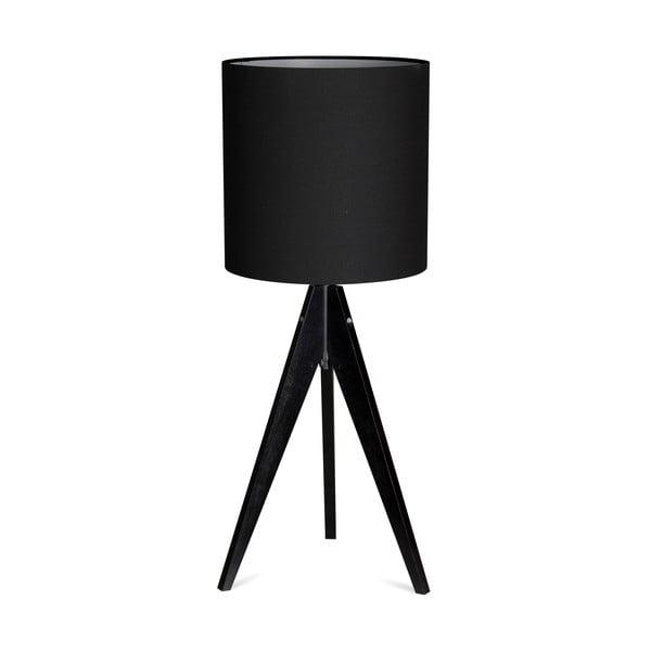 Stolová lampa 4room Artist Black/Black, 40x25 cm