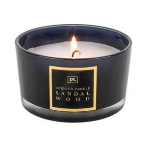 Sviečka s vôňou santalového dreva PT LIVING Scented Candle, doba horenia 27hodín