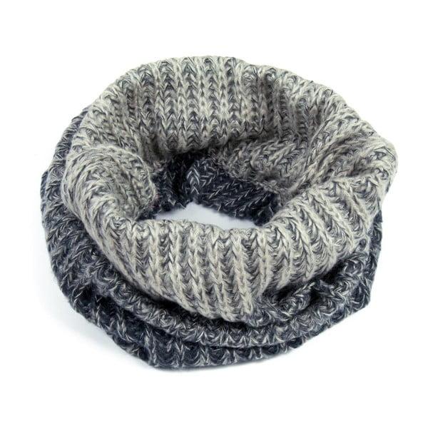 Šál Ombre Grey