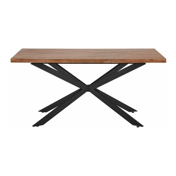 Jedálenský stôl v prírodnom dekore Støraa Adrian, 160cm