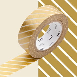 Washi páska MT Masking Tape Clarise, návin10m