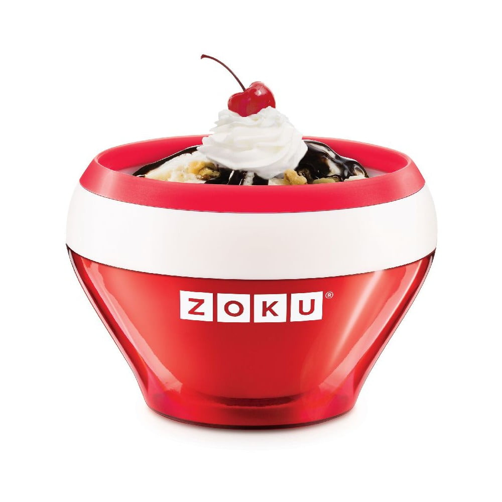 Červený zmrzlinovač ZOKU Ice Cream