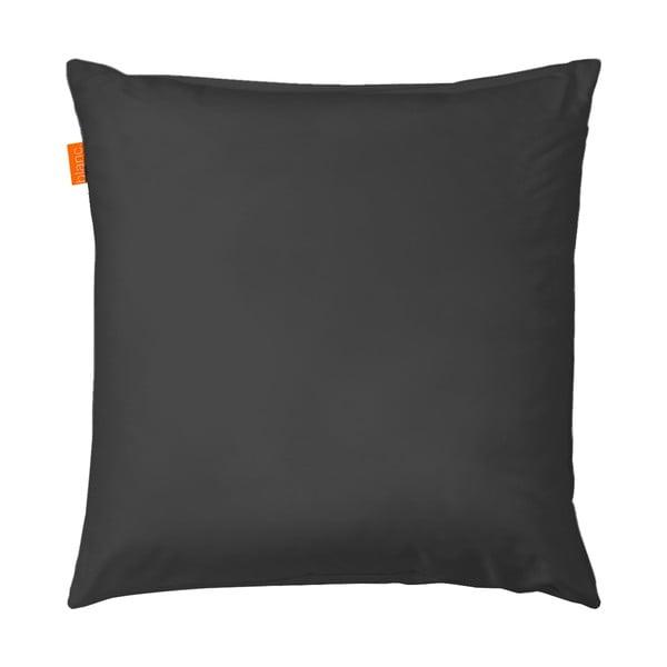 Obliečka na vankúš Basic Black, 80x80 cm