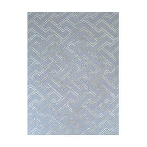 Koberec Stapple Light Blue, 153 x 244 cm