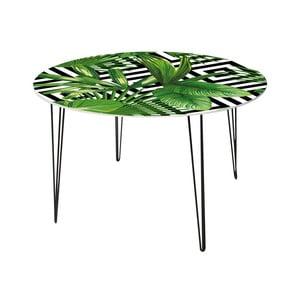 Jedálenský stôl Green Leafs, 120 cm