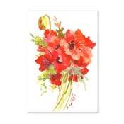 Plagát Poppies od Suren Nersisyan