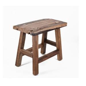 Teaková stolička Rustic Erosi