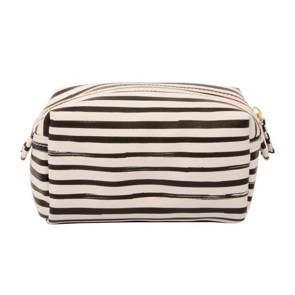 Kozmetická taška Stripes