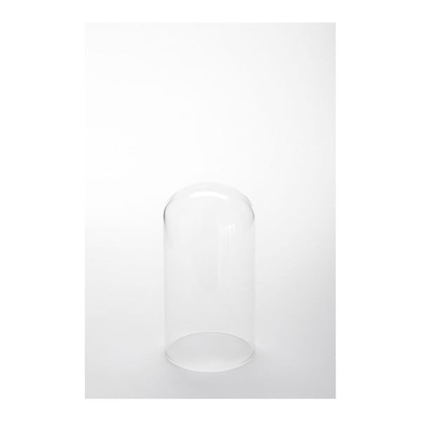 Sklenený poklop Thick, 8,15 cm