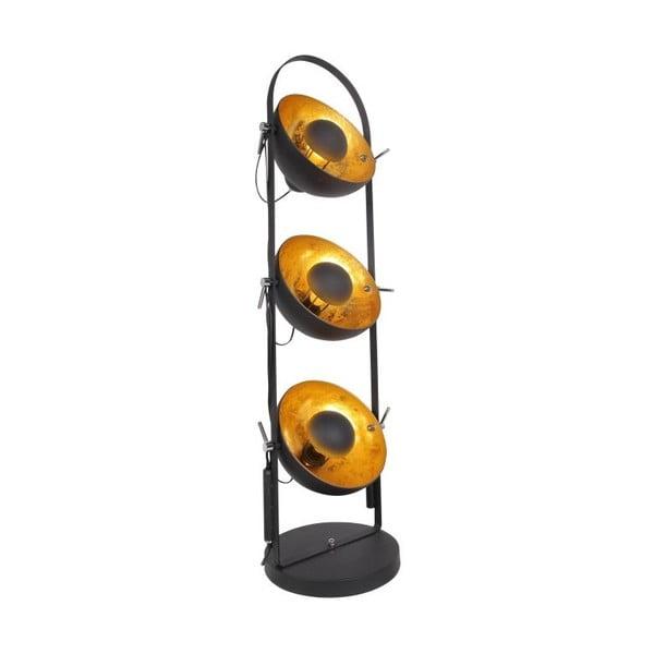 Stojacia lampa Fortune Black/Gold