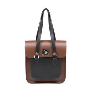 Kožená kabelka Rosemont Chestnut/Chocolate