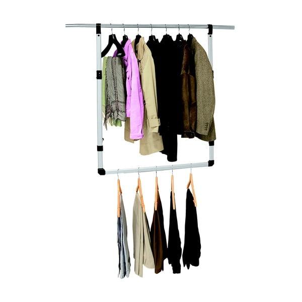 Závesná prídavná konštrukcie do skrine na šaty Rail