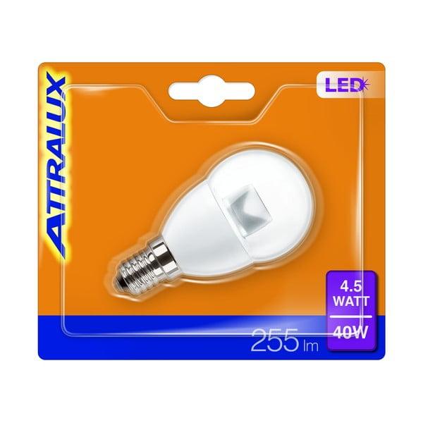 LED žiarovka Attralux 25W E14 WW P45 CL ND 1BC/6