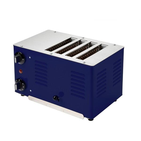 Dizajnový toaster Rowlett Rutlands Four, Cobalt Blue