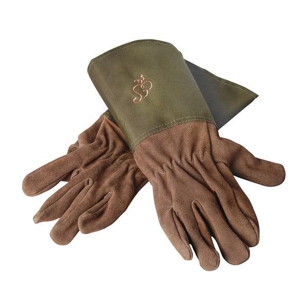 Kožené záhradné rukavice Luiz
