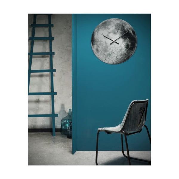 Nástenné hodiny Karlsson Moon
