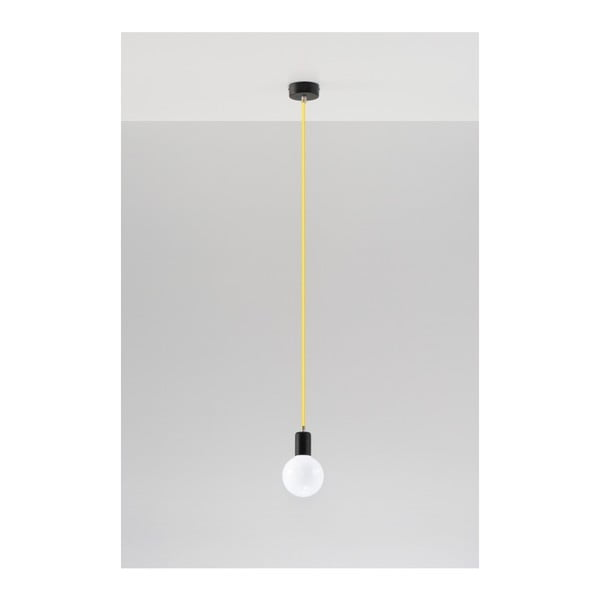Žlté stropné svetlo Nice Lamps Bombilla