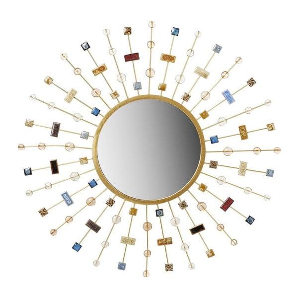 Nástenné zrkadlo Kare Design Murano, Ø70 cm