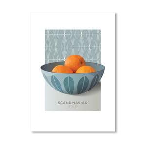 Autorský plagát Cathrineholm oranges