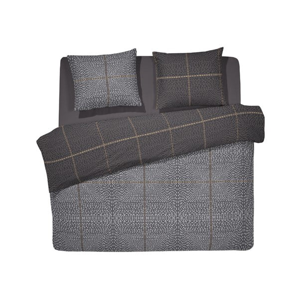 Obliečky Yuuto Grey, 240x200 cm