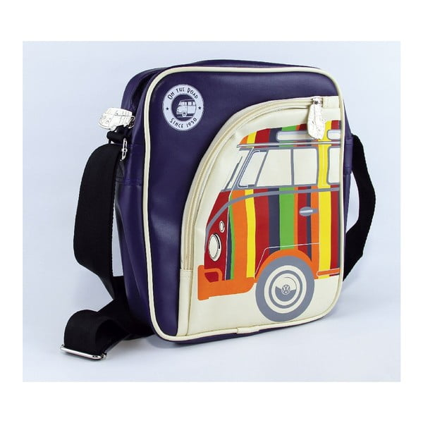 Taška cez rameno Colorful Bus