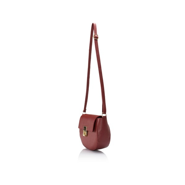 Kabelka Dollaro Shoulder Bordo