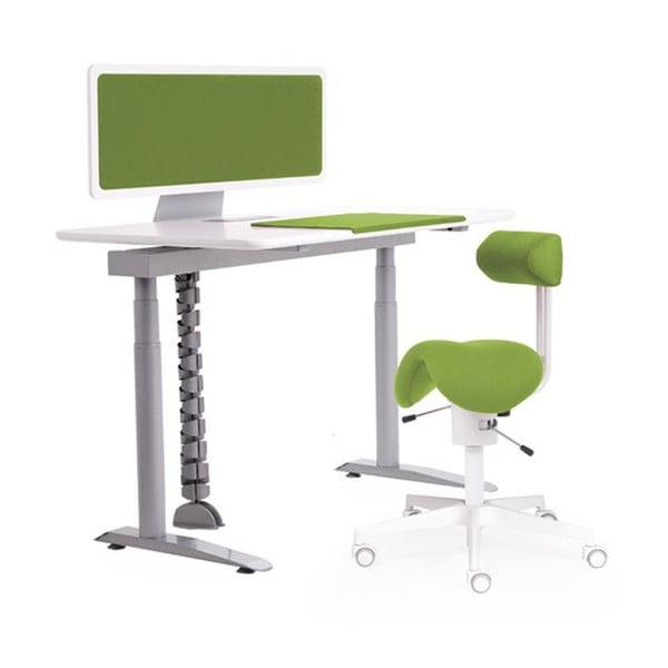 Ergo stôl, zelený